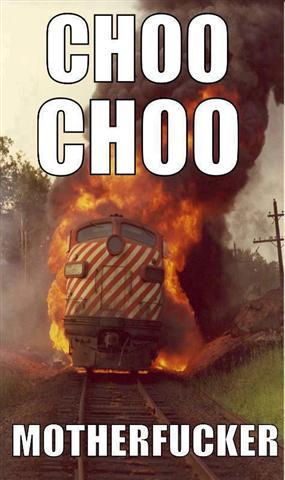 Choo Choo!